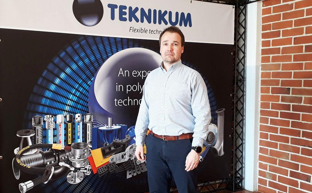 Jani Hamalainen CEO of Teknikum