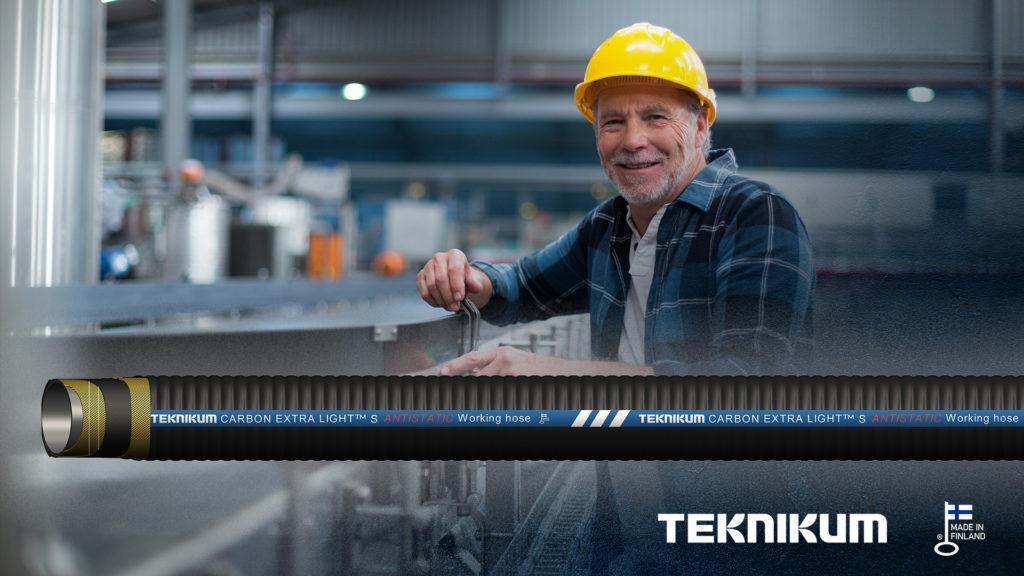 Teknikum CARBON EXTRA LIGHT S Antistatic news