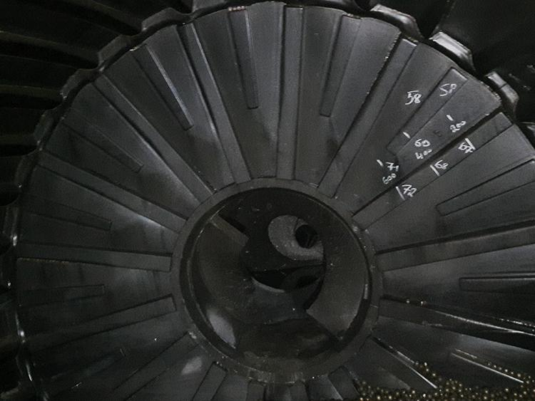 Teknikum Mill Surface