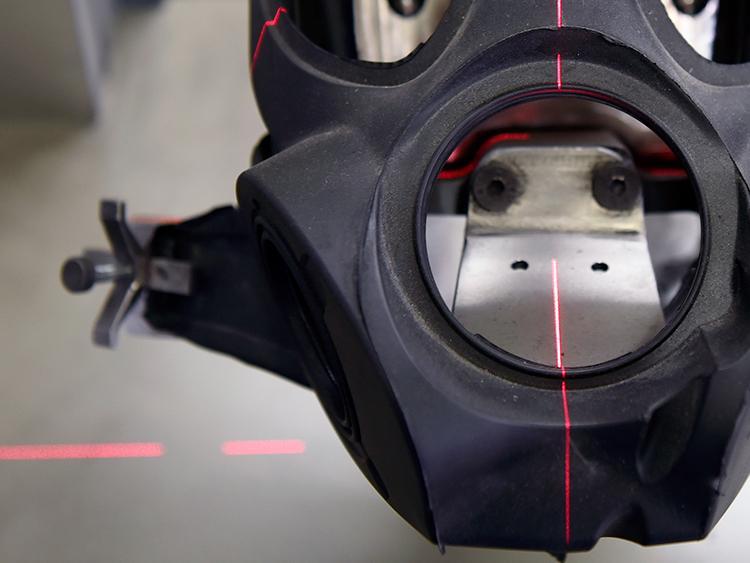 Mask laser