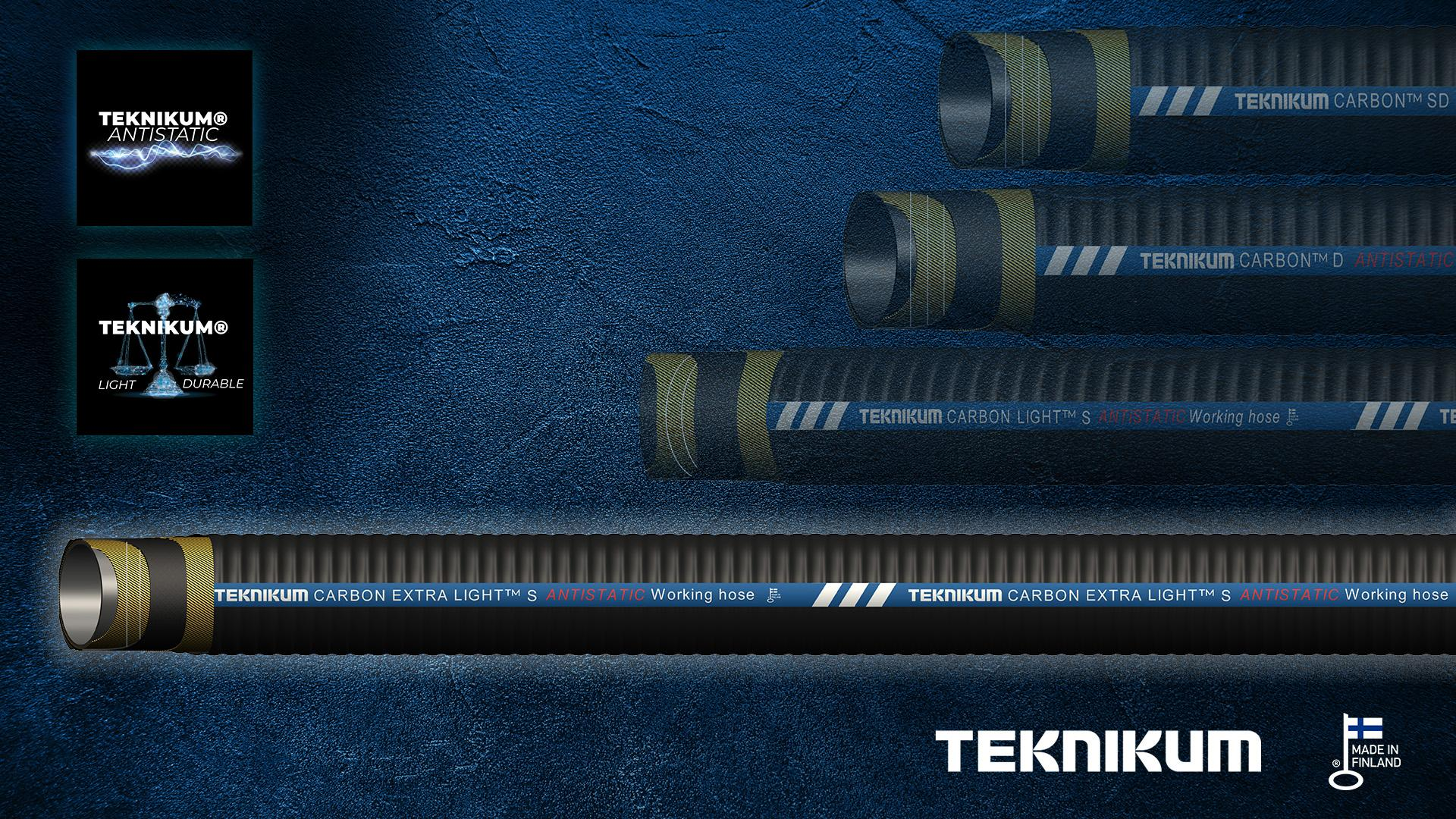 Teknikum CARBON EXTRA LIGHT S Antistatic featureFINAL