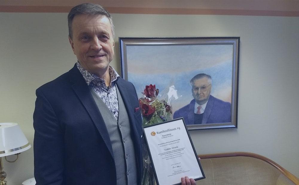 Honorary award