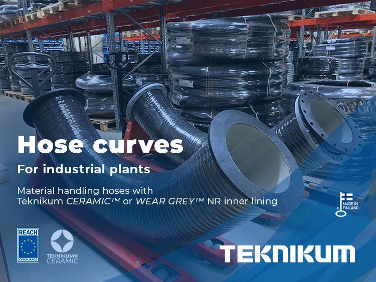 Teknikum hose curves