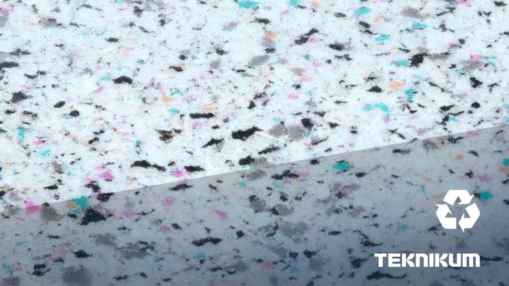 recycled foam teknikum
